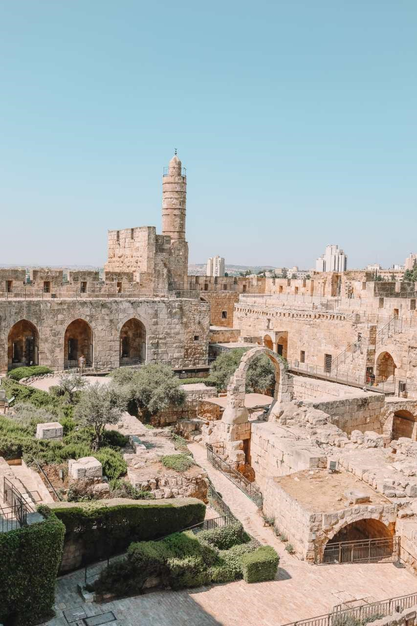 Jerusalem a cidade da paz