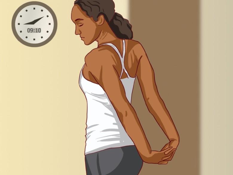 Aprenda a sentar-se correctamente para melhorar a postura