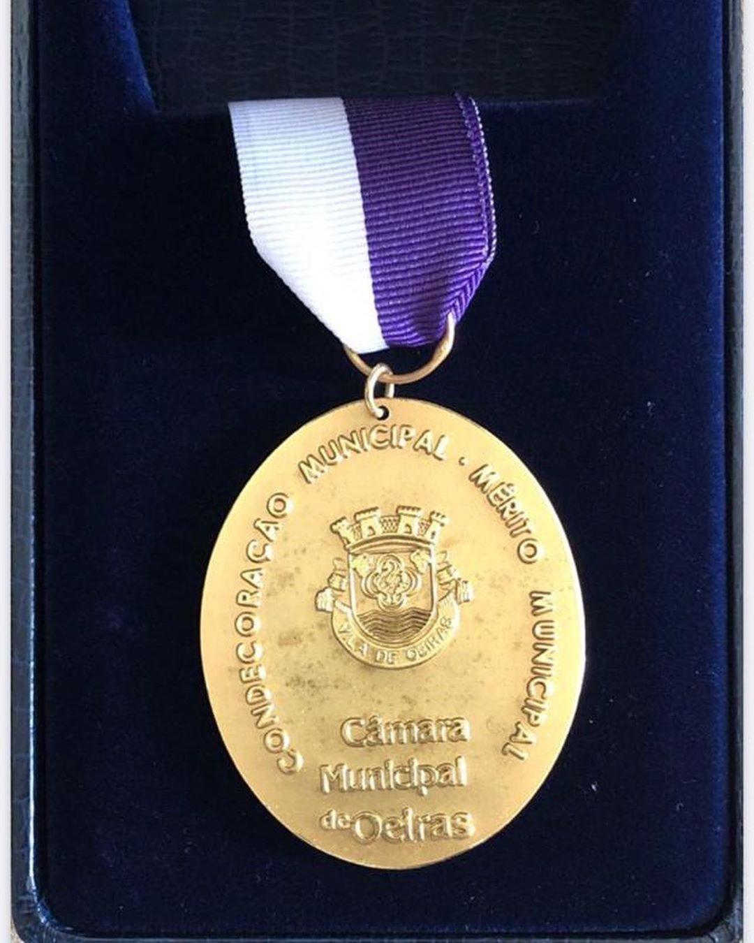Matias Damásio ganha medalha de ouro em Portugal