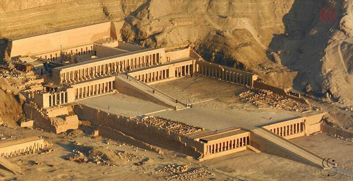 Luxor mostra-lhe o mundo do antigo Egipto