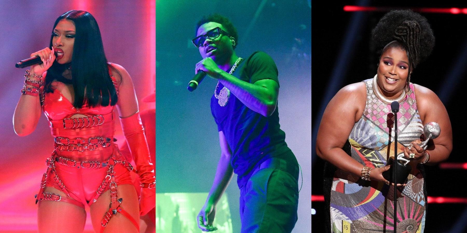 BET Awards- a grande noite de celebração do talento negro nos EUA