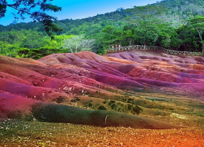 A terra das 7 cores