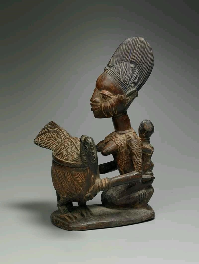 A arte Africana concentrada na Yale University Gallery