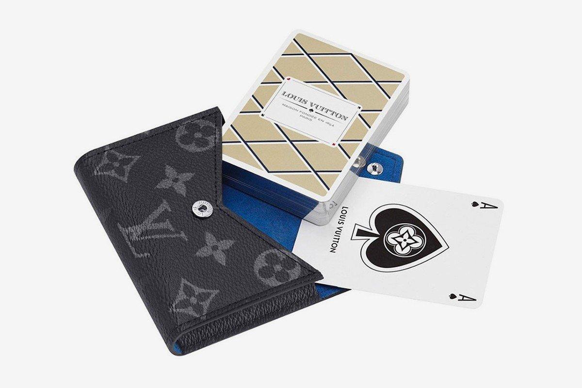 Louis Vuitton lança linha de artigos para o lar