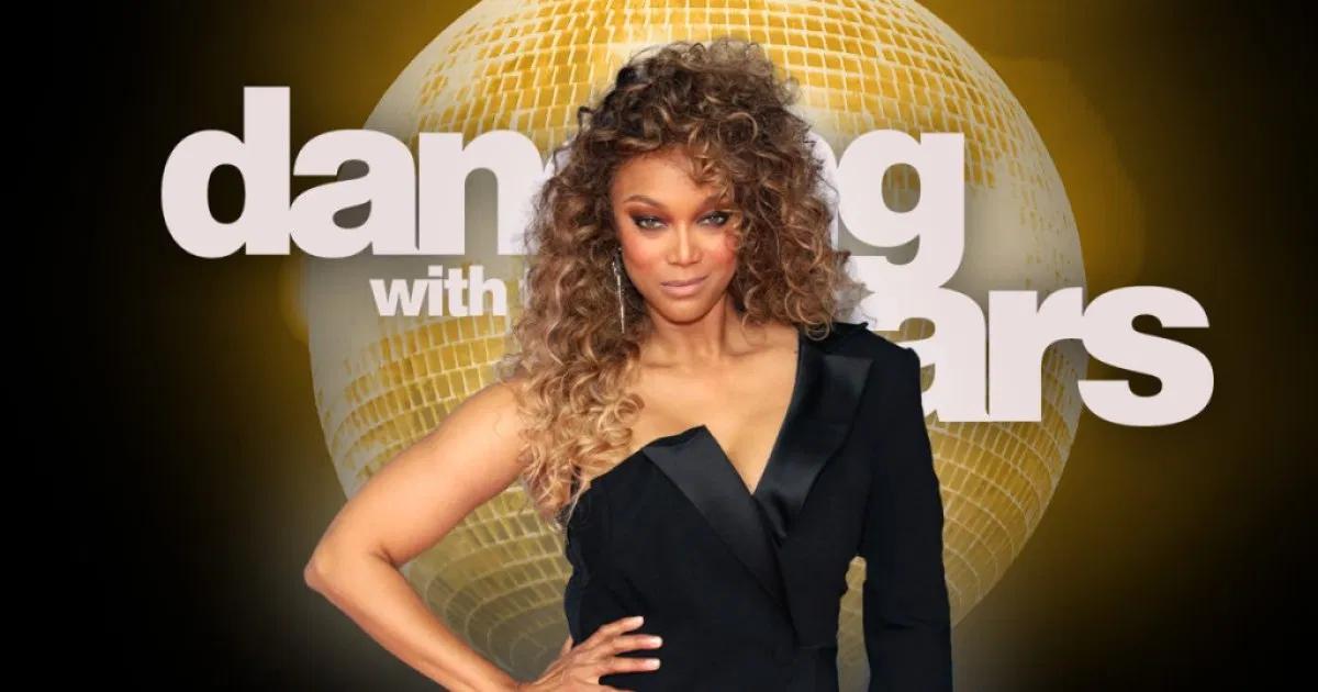 Tyra Banks: primeira apresentadora negra do Dancing With Stars