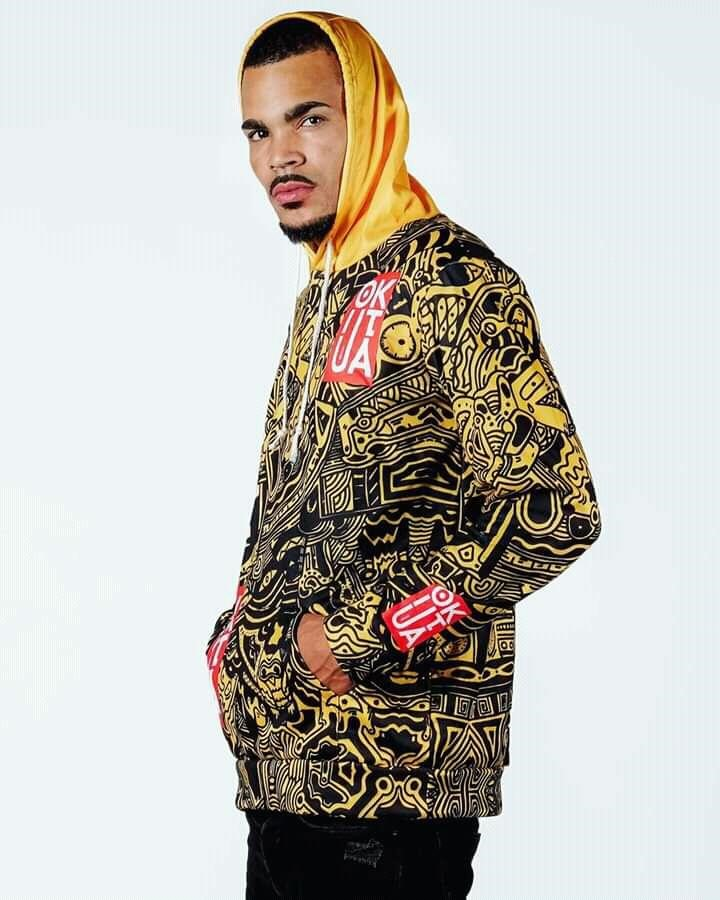 A marca Okutua quer que as pessoas transmitam uma energia positiva através das roupas