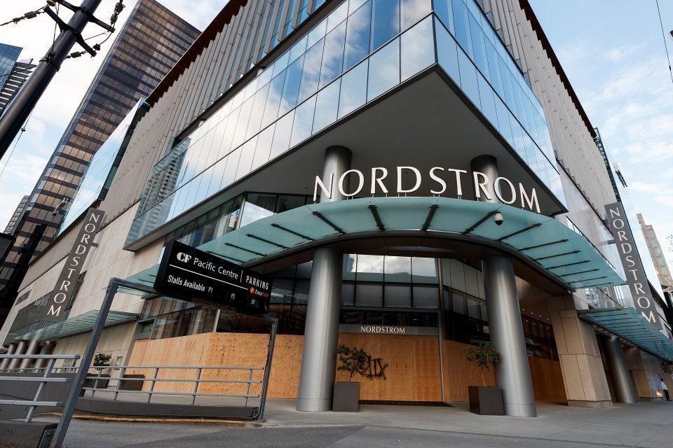 Nordstrom perdeu 500 milhões de dólares por conta da Covid-19