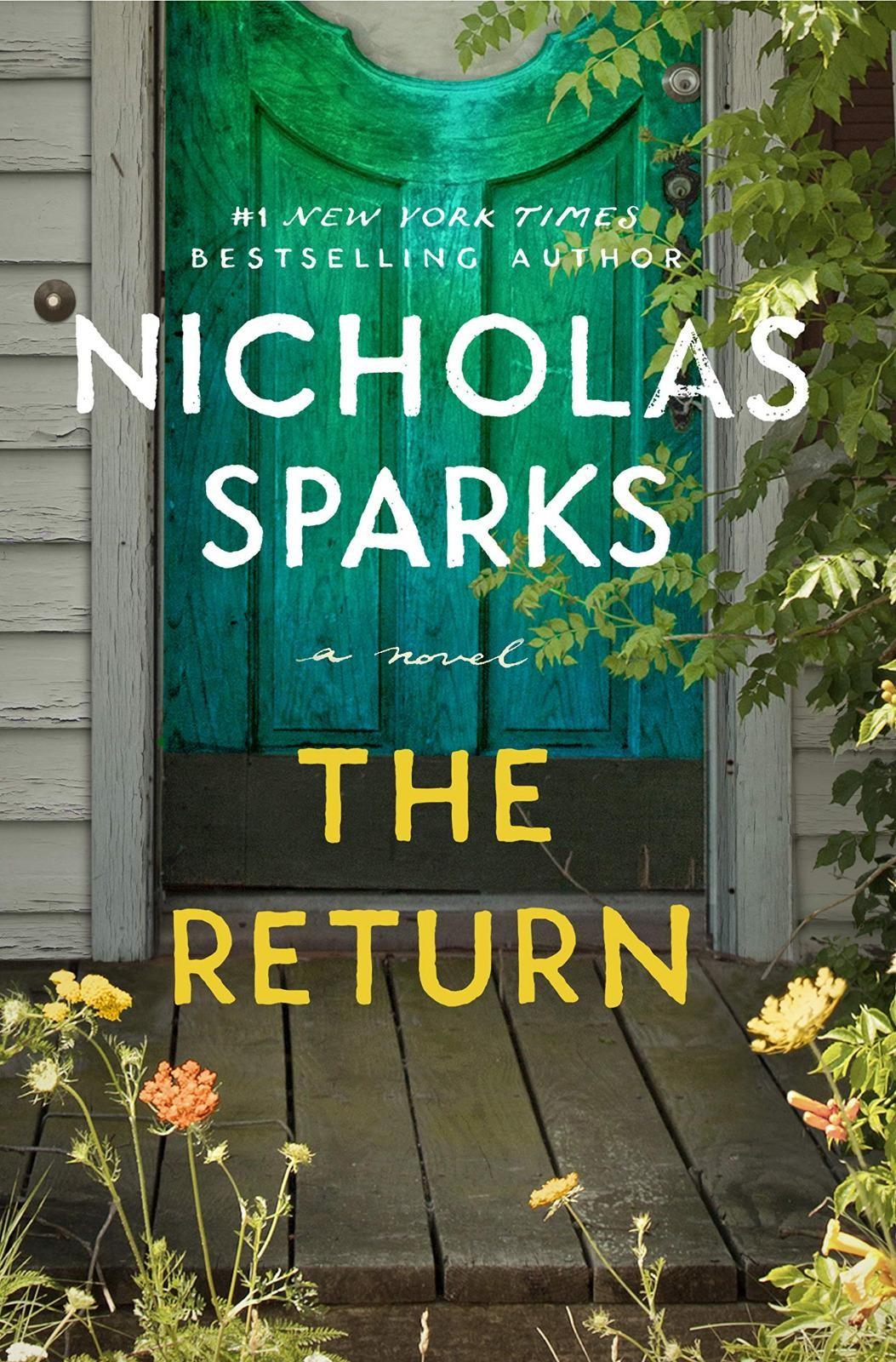 Lançamento do livro ''Retorno'', de Nicholas Sparks