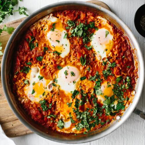 Shakshuka: Conheça este prato delicioso