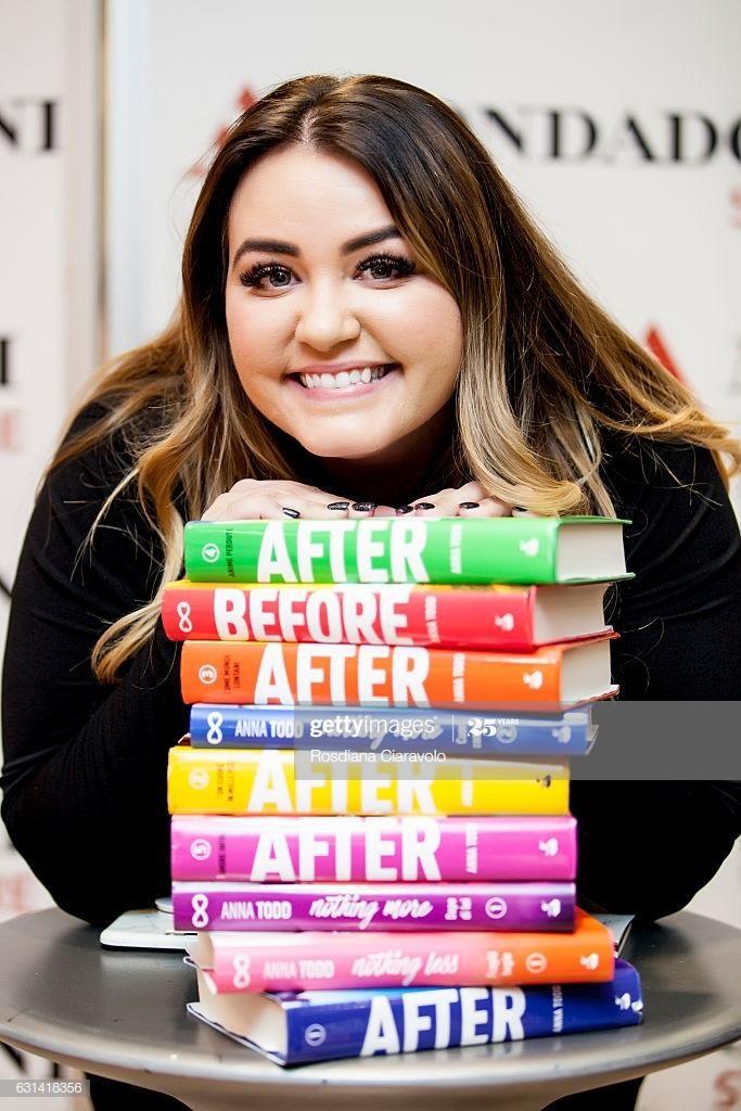 """Sugestão do livro """"After"""""""