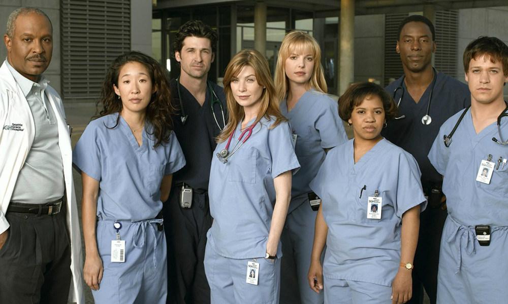 Próxima temporada de 'Anatomia de Grey' inspirada na Covid-19