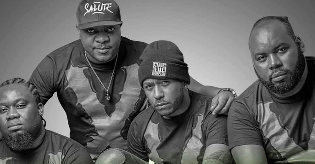 Shows gigantes do rap e do Swag com Kalibrados/ Army squad