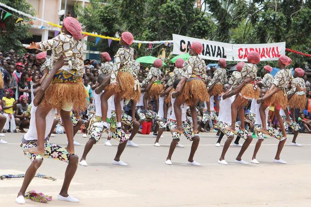 Dança tradicional Tchianda