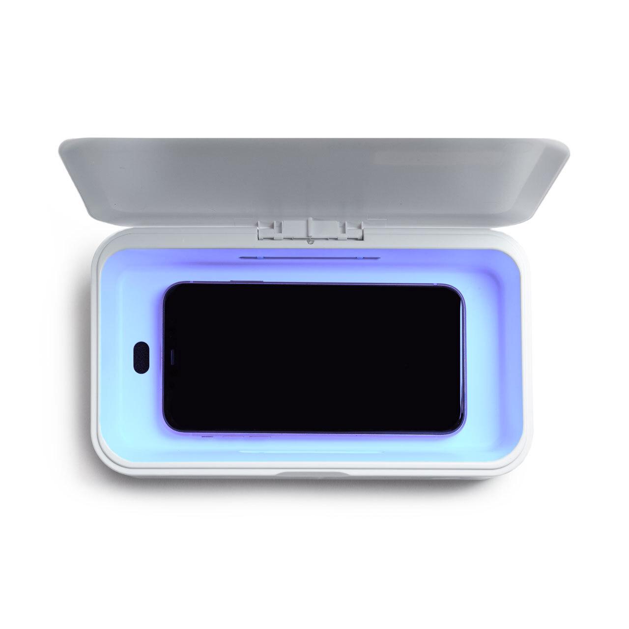 ITFIT UV é o novo carregador sem fios da Samsung, capaz de higienizar o telemóvel enquanto carrega
