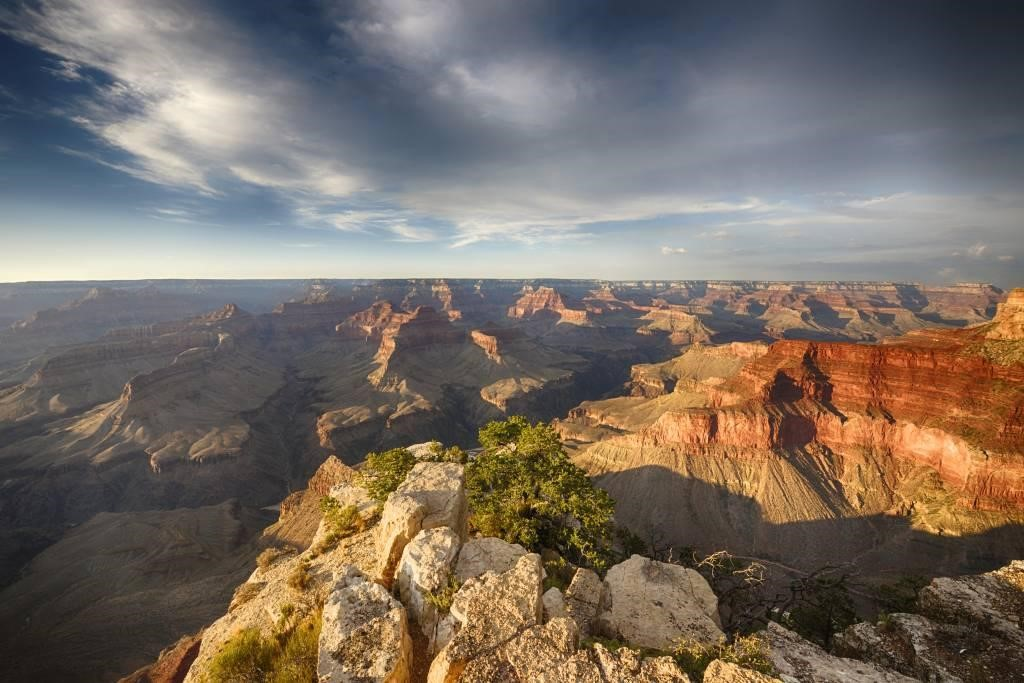 Por que é que o Grand Canyon é o 4º lugar mais lindo do mundo?