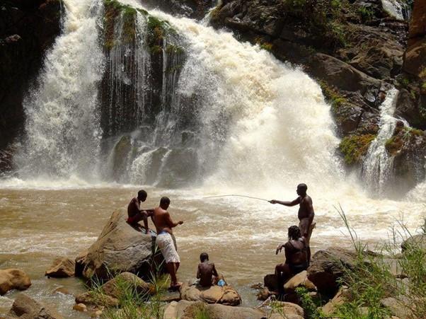Cachoeira do Binga: destino para se aventurar