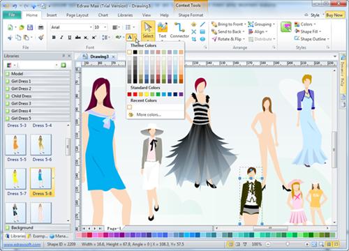 Dia Mundial do Software Livre:  Moda c-design e Digital Fashion Pro entre os melhores softwares de design de moda