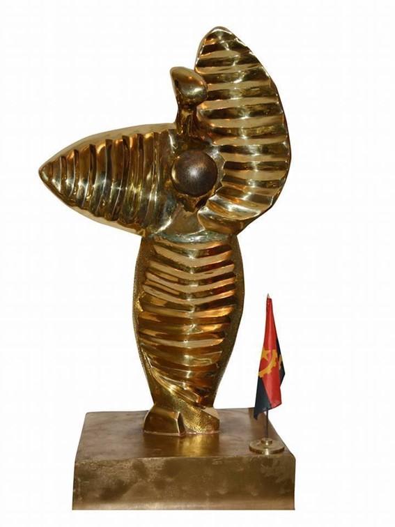 Mpambukidi o mestre em esculturas de bronze
