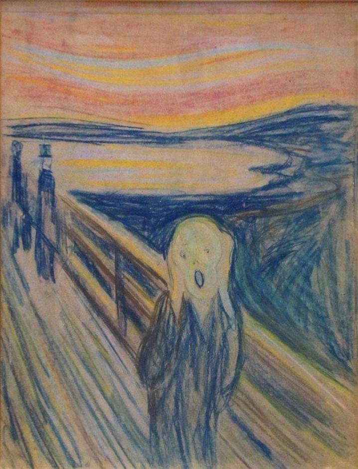 """História por trás de uma Obra de Arte: """"O Grito"""""""