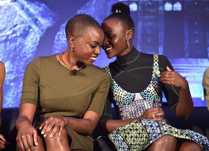 HBO desiste de produzir a série de Danai Gurira e Lupita Nyong'o