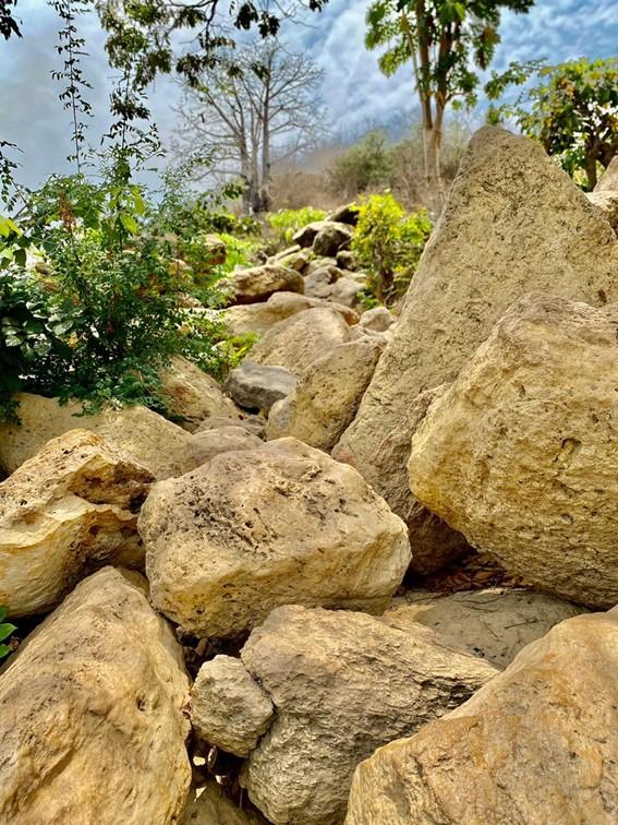 Lugares para fazer trilha dentro de Angola