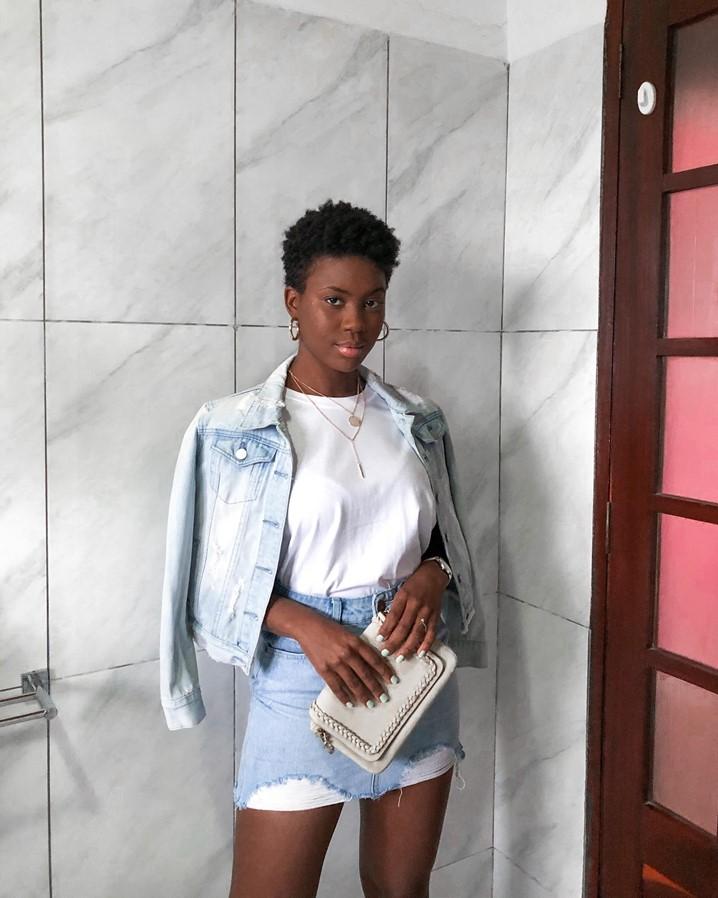 3 Looks com a Mesma Peça, por Towanda Cabinda