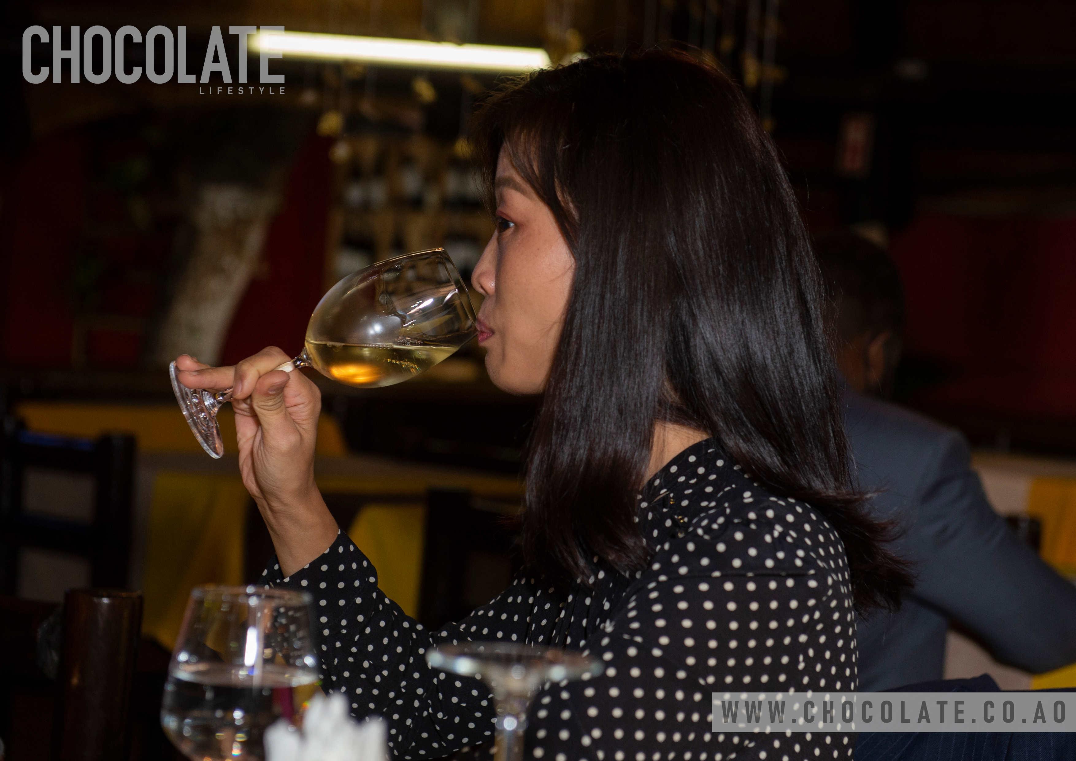 """""""Wine Business"""" o encontro informal entre o vinho, moda e os negócios"""