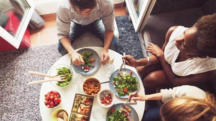 Comida Vegana Também é Deliciosa