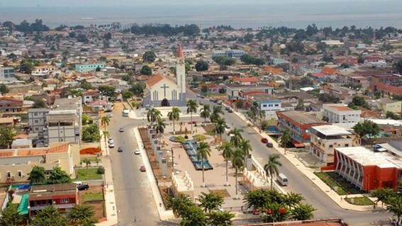 A aventura de visitar a província de Cabinda por terra