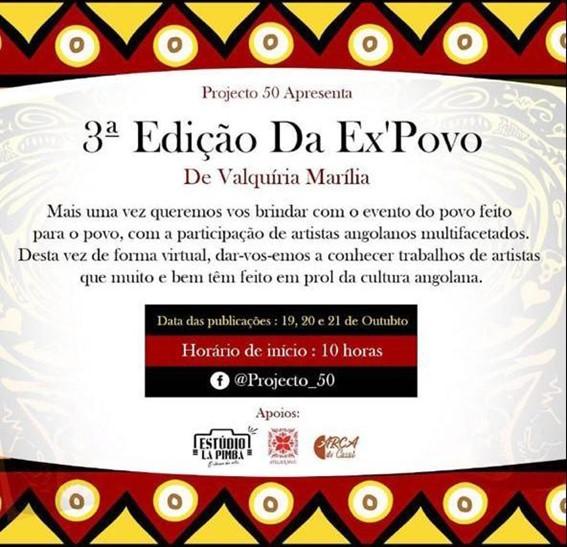 3ª edição da Ex' Povo de Valquíria Marília