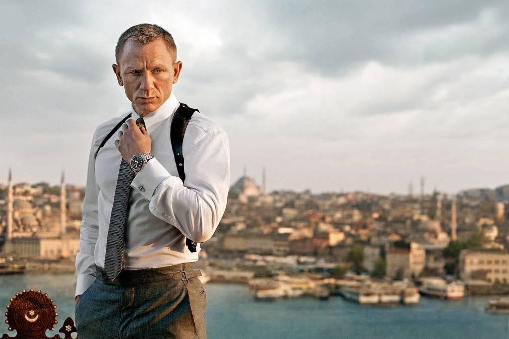 Novo filme de 007: Adiado para Abril de 2021