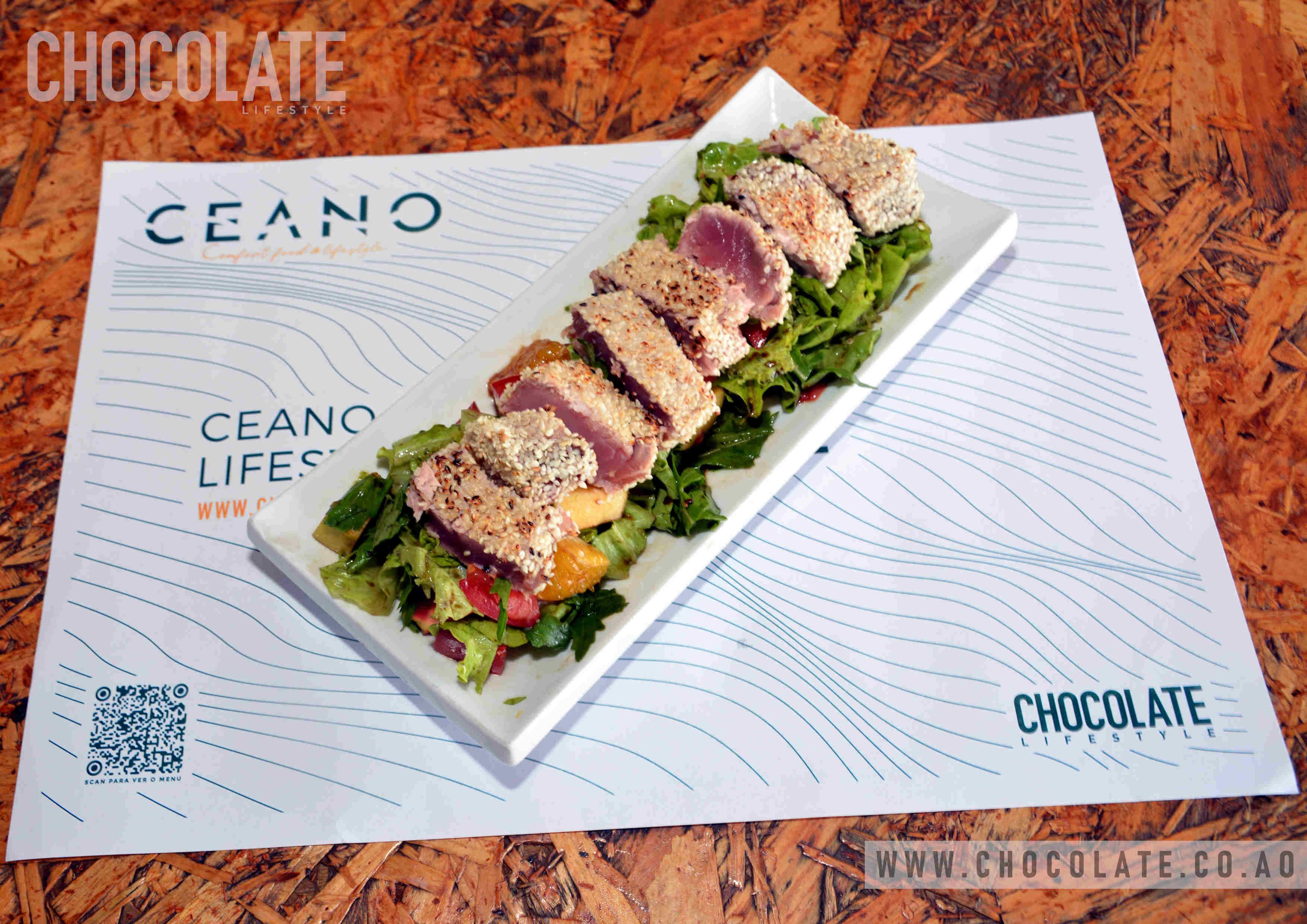 A Chocolate Lifestyle une-se ao restaurante Ceano para darem mais sabor ao seu estilo de vida