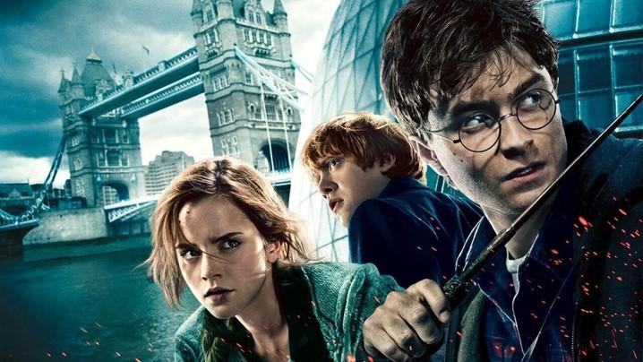Pode ver Harry Potter na Netflix