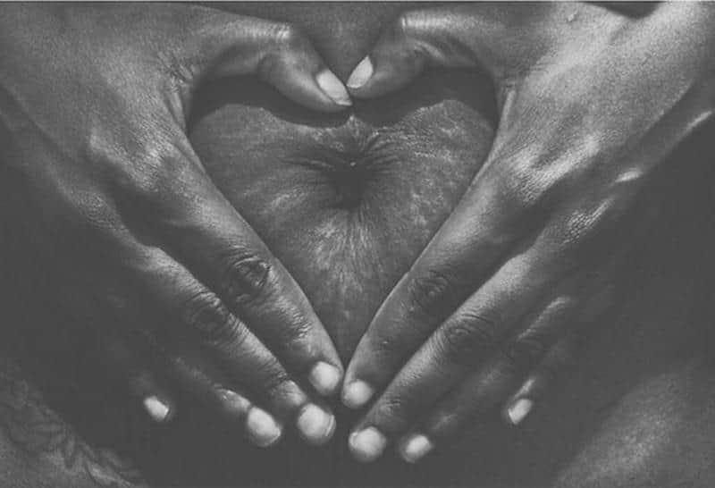 Ame as suas estrias, aceite o seu corpo