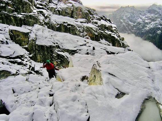 Não precisa de sair de África para ver neve, visite o monte Ruwenzori