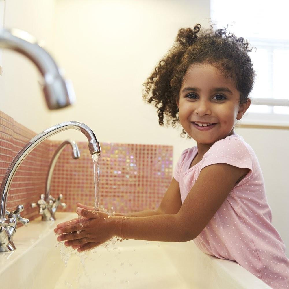 Lavar as mãos nunca foi tão importante na história da humanidade