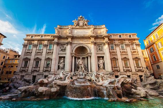 Roma, paragem obrigatória para quem vai à Europa