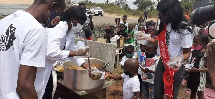 Miss Bengo Lança Projecto para Combater a Má Nutrição Infantil