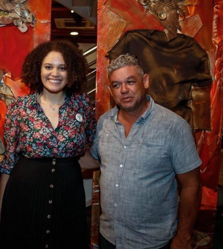 Centro Cultural do Brasil em Angola Reabre em Grande Estilo com Exposição Recicl' Arte de Paulo Amaral