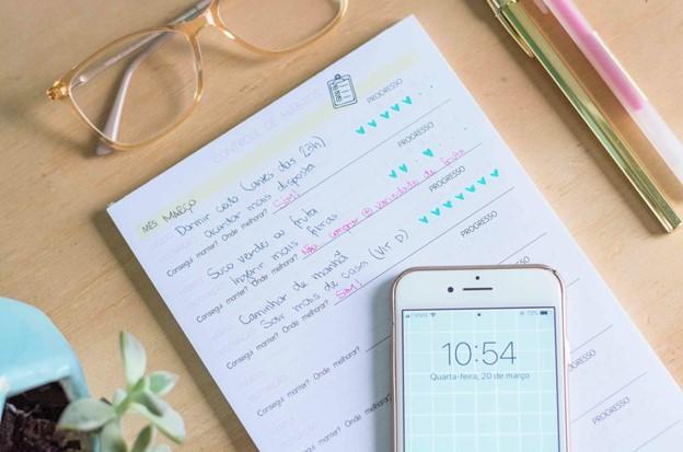10 dicas para organizar o seu tempo