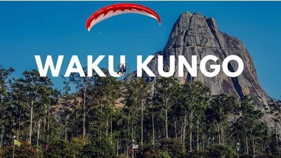 Waku Kungo: o lugar do turismo radical em Angola