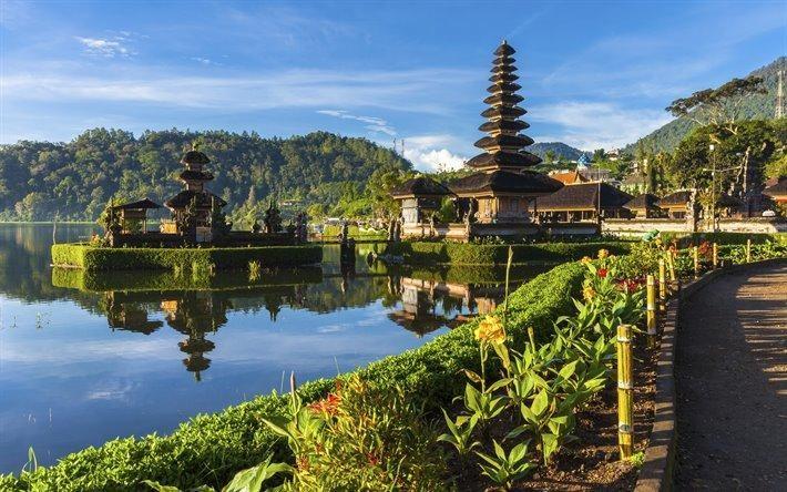 "Bali, a ""Ilha dos deuses"" na Indonésia"