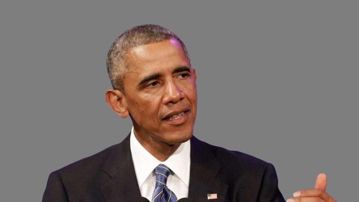 Obama menciona Putin, Merkel, Sarkozy no seu livro