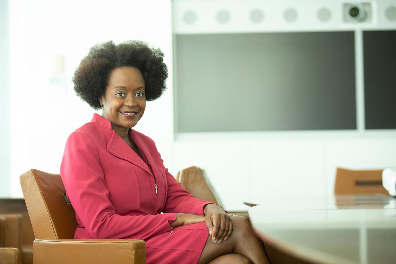 Eunice Carvalho, um nome de destaque no meio corporativo e um sinônimo de gentileza e afeição