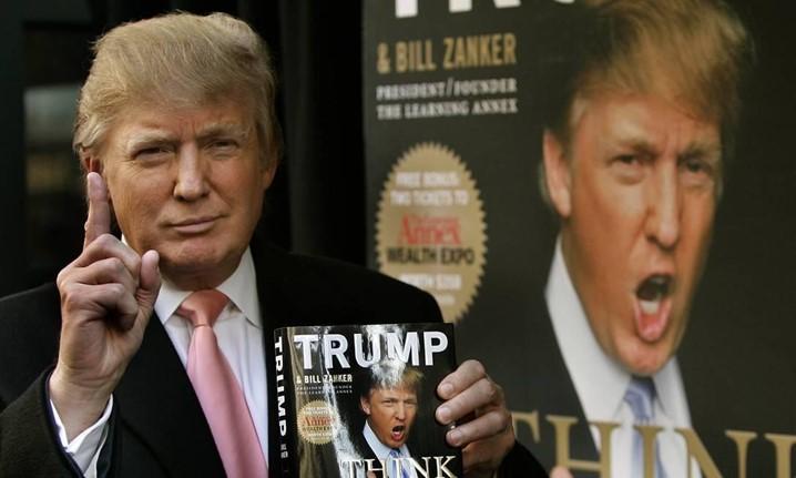 """""""Subir na Vida"""": Uma receita de como  investir com sabedoria, de Donald J. Trump e Meredith McIver"""