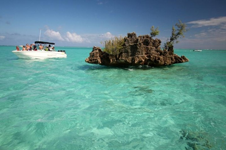 Ilha Maurício é um luxo com vista para o Oceano Índico