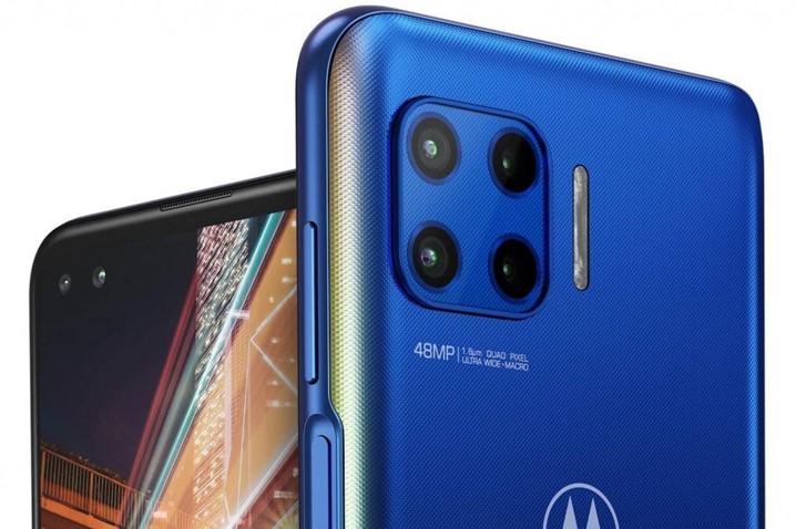 Motorola apresenta o Moto G 5G