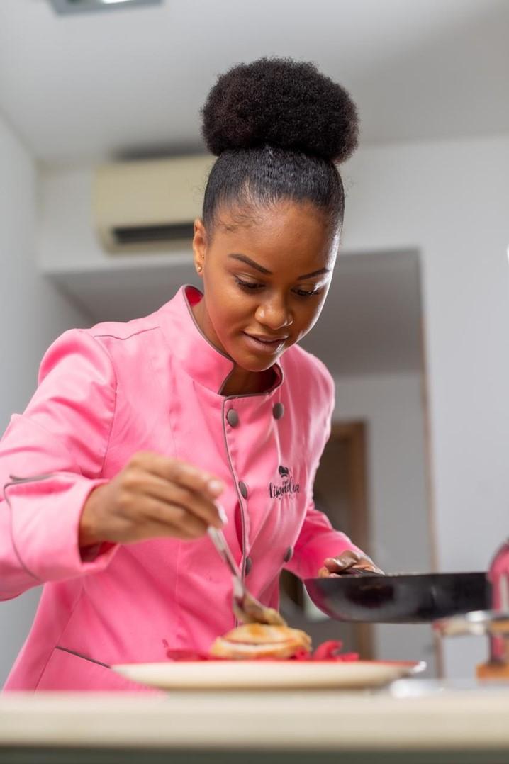 Muffin de Cacau e Aveia Fit, sugestão da Chef Lisandra Pitra
