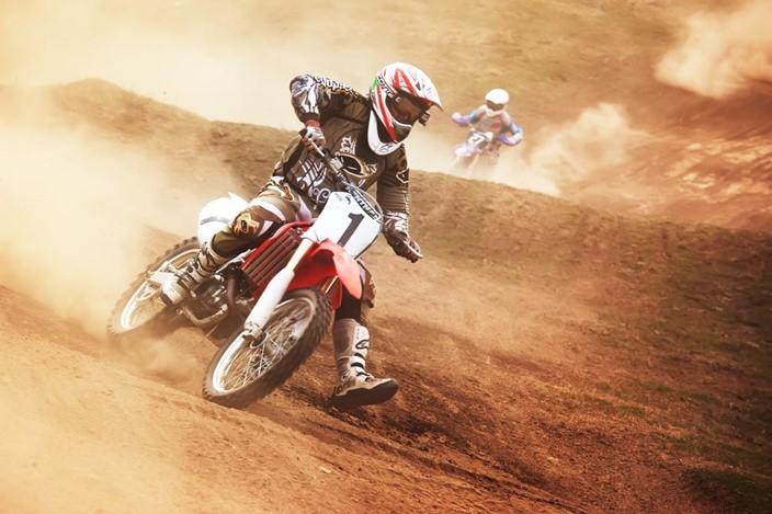 Motocross: Emoção com responsabilidade