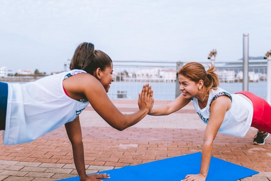 3 ideias fáceis de exercícios físicos para você praticar